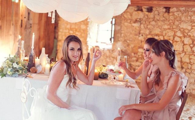 Photo : FairyDaily pour le shooting Rustique Chic